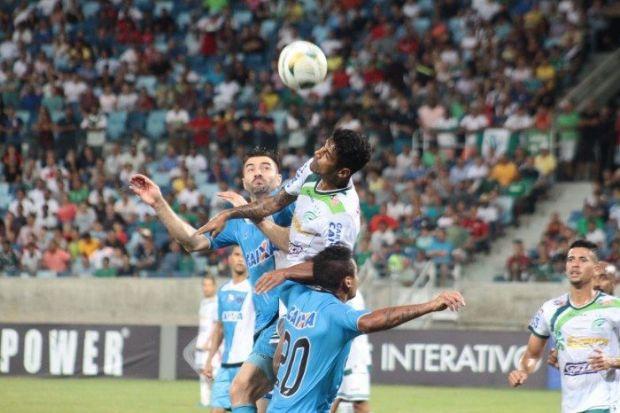 Com vantagem, Luverdense busca título da Copa Verde contra o Paysandu