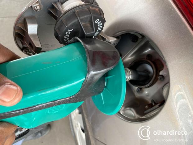 Posto de combustíveis que adulterar bomba terá inscrição cassada