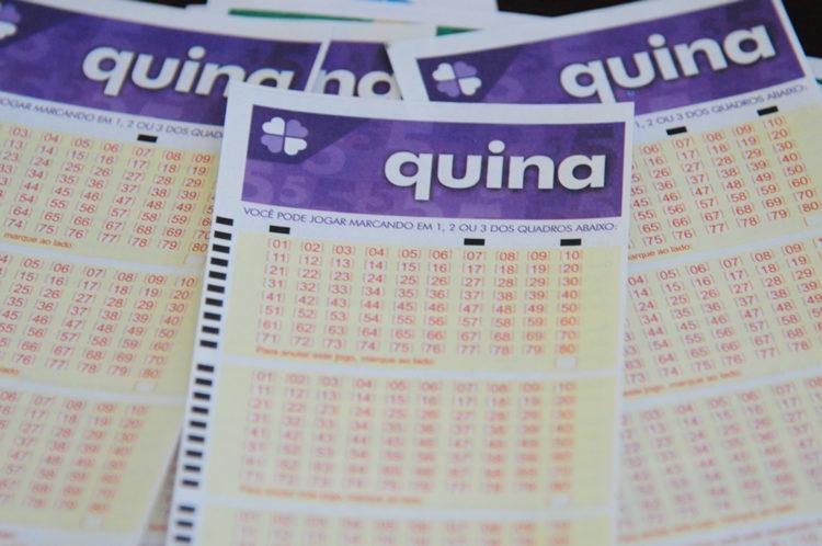 Apostador de Cuiabá fatura R$ 10 mil na Quina; veja números sorteados