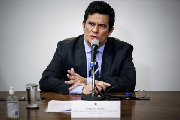 """""""Moro e Bolsonaro são duas faces de uma mesma moeda"""", diz PT de Mato Grosso"""