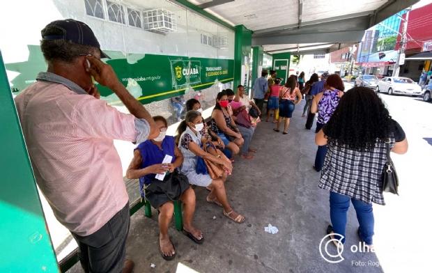 Cuiabá registra cerca de 100 novos casos de Covid-19 todos os dias e mais de 1000 por semana