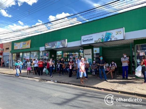 Taxa de transmissão da Covid-19 aumenta em Cuiabá após duas semanas