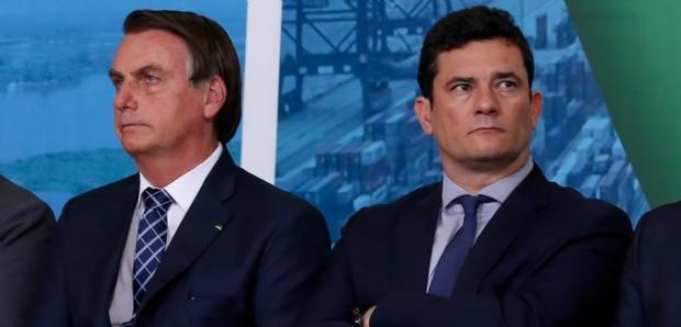 Moro pede demissão após troca na PF e Bolsonaro tenta reverter, segundo jornal