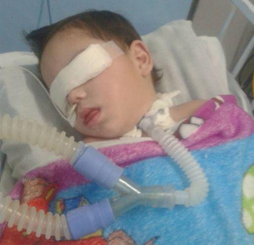 Mãe pede ajuda para terminar quarto do filho internado há 7 meses e que precisará de Home Care