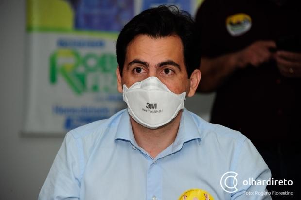 """Presidente do DEM defende reeleição de Mauro e diz que vice deve ser discutido """"no diálogo com outros partidos"""""""