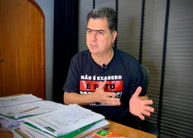 Após pressão de empresários, Emanuel suspende rodízio de veículos e atendimento por CPF