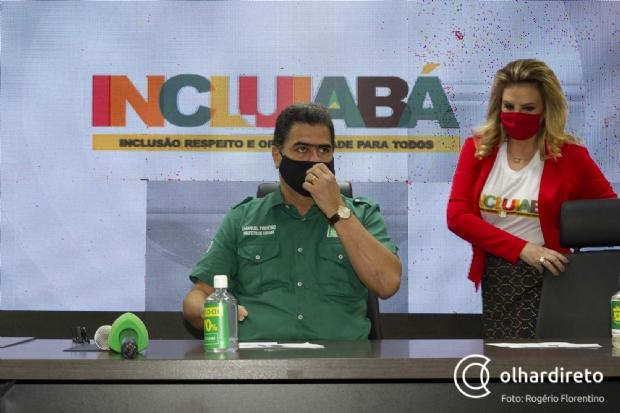 Prefeitura de Cuiabá lança programa de inclusão contratando minorias para trabalhar em secretarias