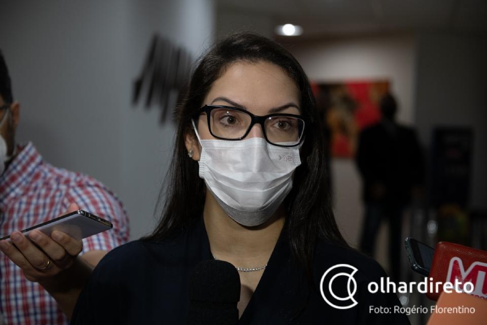 """Janaina afirma ser contra acabar com repasses à Aprosoja via Fethab: """"fundos garantem a representatividade"""""""