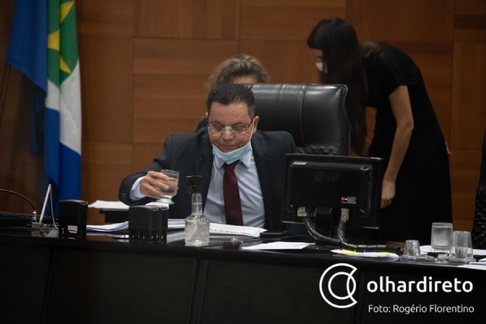 Botelho diz que mesmo com fusão de PSL com DEM, partido em Mato Grosso será comandado pelo Democratas