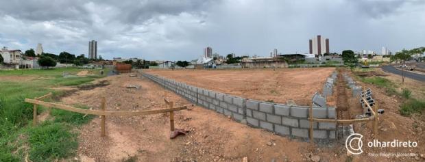 Novo complexo de lazer de Cuiabá possui mais de 10 mil metros² e deve ser entregue em abril