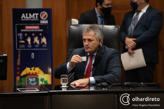 Dilmar diz que Comissão de Saúde achou decreto estadual brando e população está fazendo 'alvoroço' por apenas 15 dias