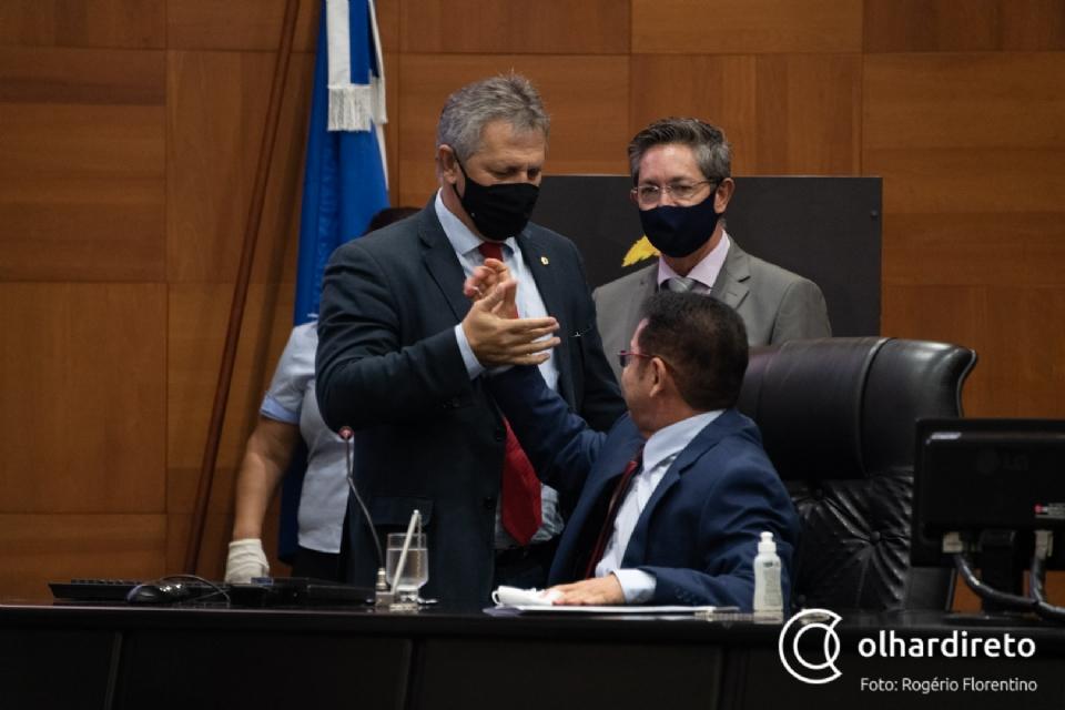 Botelho afirma que não discute assumir liderança e que retirar Dilmar da função seria 'condenação antecipada'