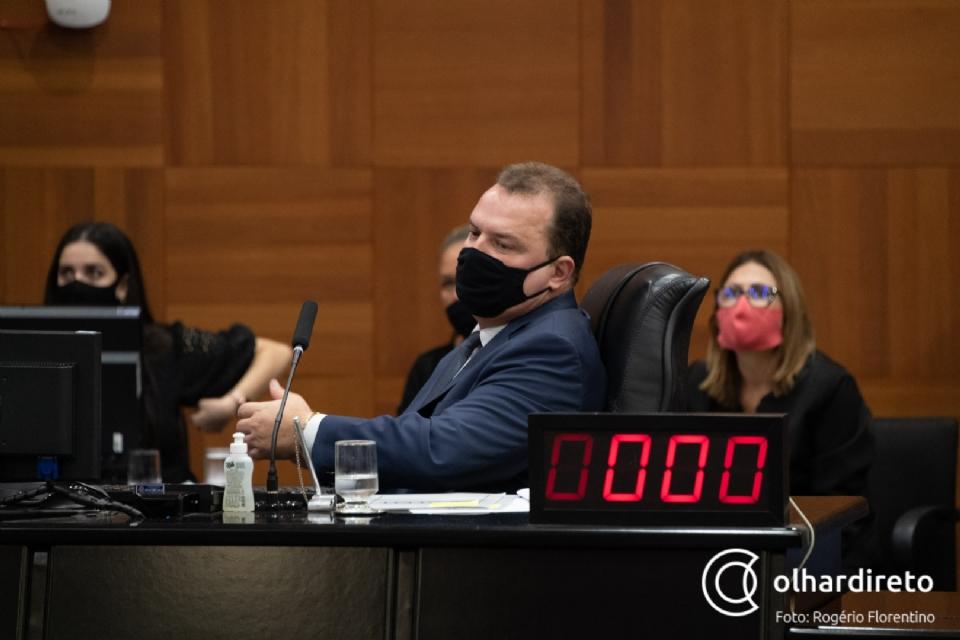 """Presidente da AL diz que manifestações foram tranquilas, mas critica paralisações nas BRs: """"vai subir mais os preços"""""""