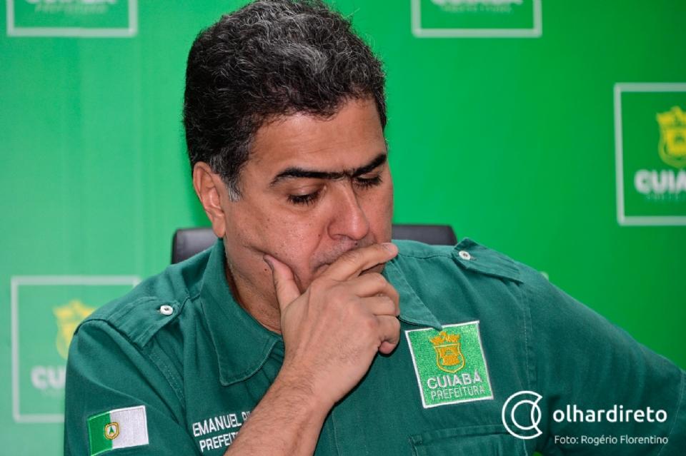 'Não reformei o Dutrinha para Campeonato Brasileiro', diz Emanuel após recusa da CBF