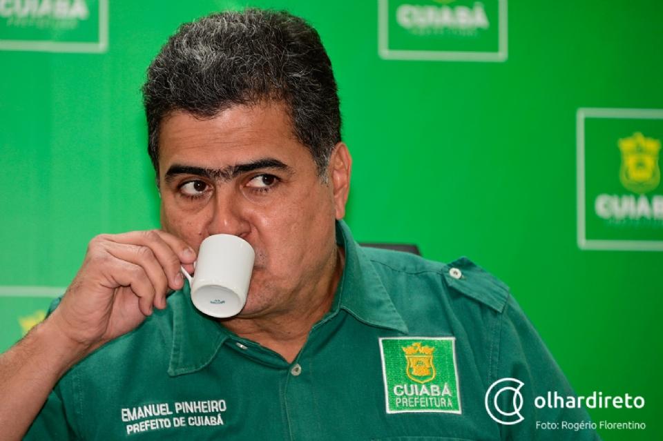 """Emanuel afirma que Mauro é """"mentor intelectual"""" de perseguição à gestão municipal"""