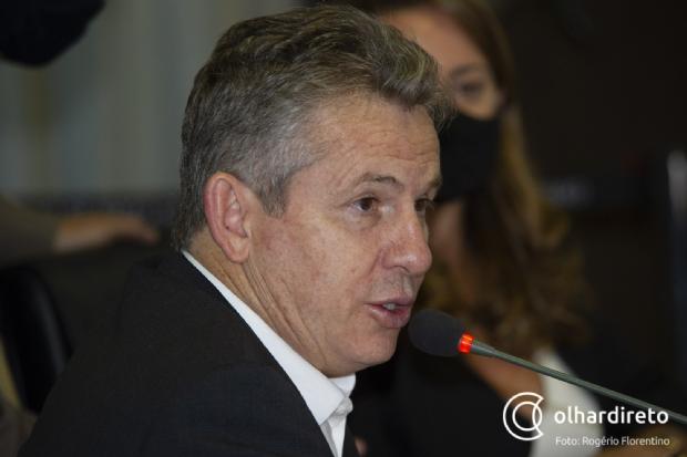 Governador diz que 'pressão' não dá resultado e Sintep precisa aprender que greve não deu 'nada de positivo'