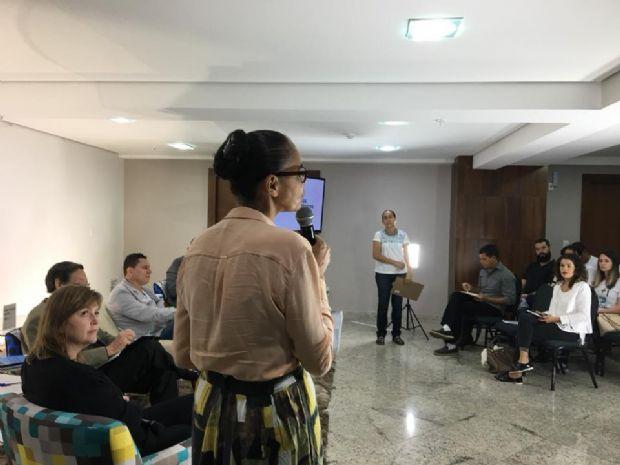 Em Cuiabá, Marina Silva fala de setor agrícola, aprovação em MT e reforma trabalhista