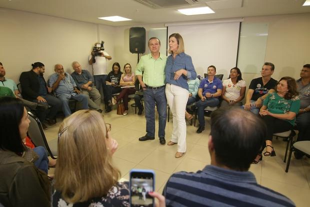 Fórum Sindical anuncia apoio à candidatura de Wellington Fagundes