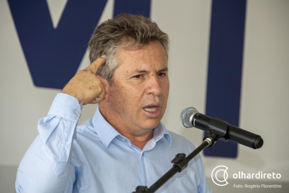 """""""Fato de estar sendo investigado não é elemento para afastar alguém da liderança"""", diz Mauro sobre Dilmar"""