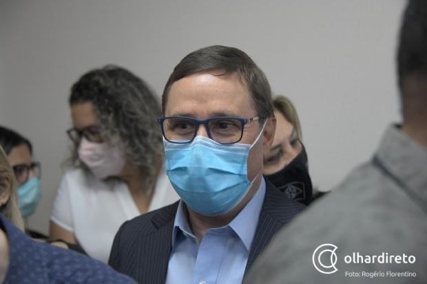 Carvalho diz que Mendes reúne todas condições para reeleição e não vê adversários à altura