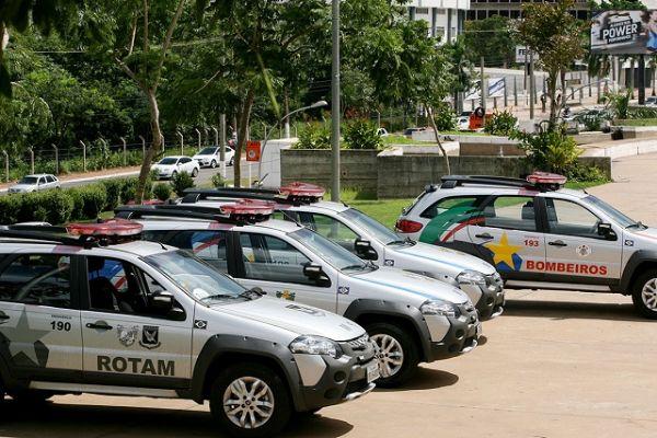 Guarda Municipal de Várzea Grande empresta viaturas da Sesp para combater criminalidade