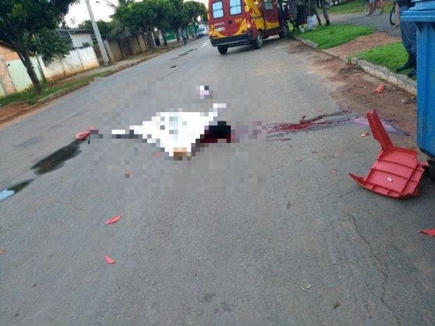Homem é assassinado com facadas no tórax, abdômen e cabeça