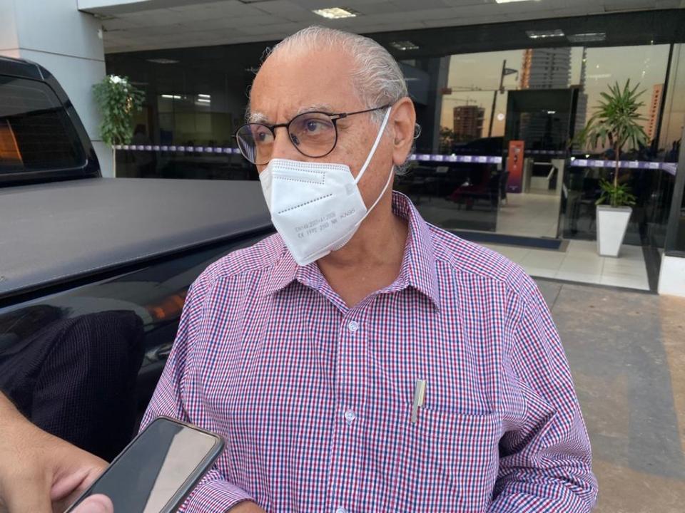 Júlio Campos diz que questão entre Bezerra e Mauro foi resolvida, mas emedebista vive 'desconforto'