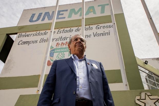 Criador da Unemat, Jayme critica proposta que tira autonomia financeira da instituição