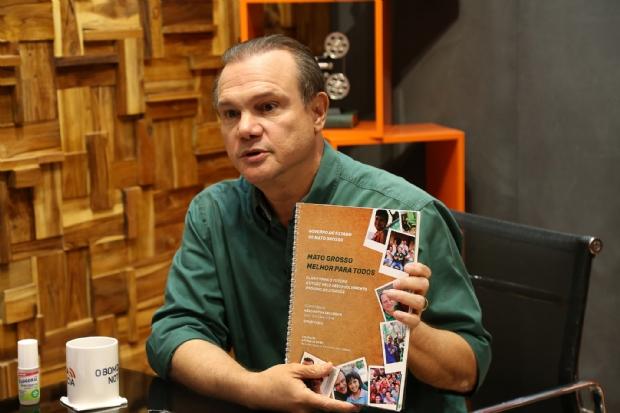 Wellington diz que situação dos filantrópicos é fruto da falta de sensibilidade de Taques