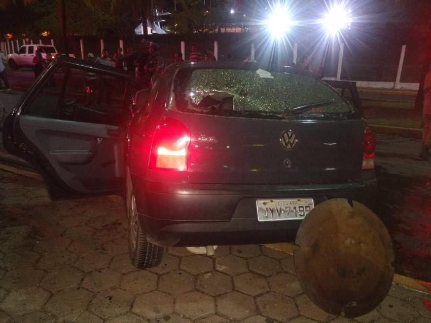dac5ccf85e5 Morre motorista que ficou presa entre as ferragens em acidente na ...