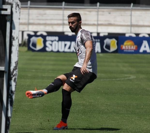 Ex-Corinthians, mato-grossense assina com clube da Série A do Brasileirão