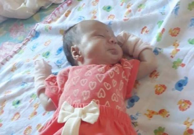 Família de MT faz 'vakinha' e busca ajuda para tratamento especializado de recém-nascida com doença rara