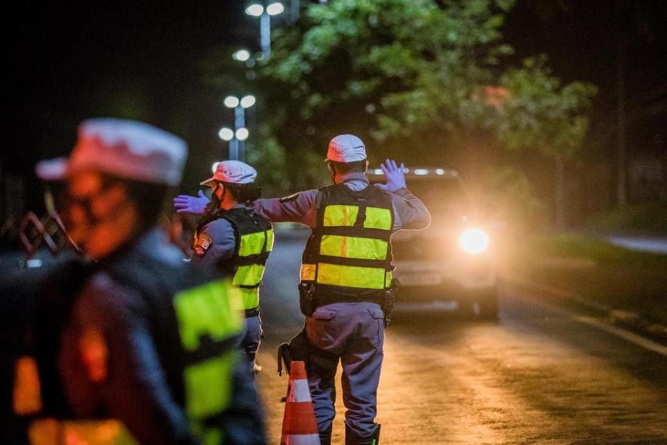 Operação Dispersão IV aplica R$ 40 mil em multas no fim de semana