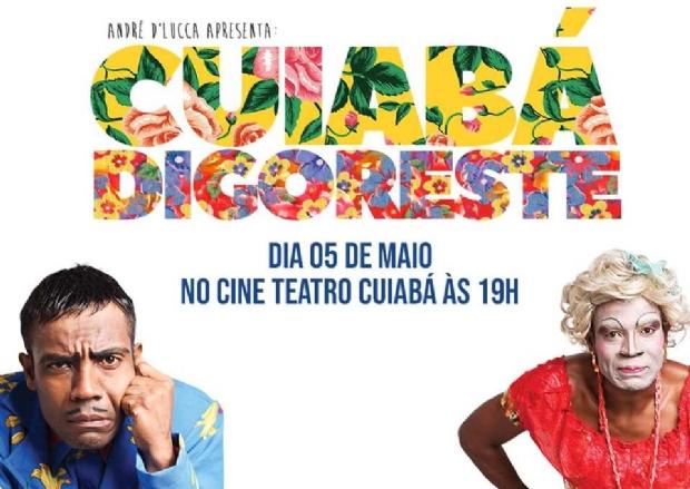 André D'Lucca sai do hospital e anuncia novo espetáculo em prol da Casa da Mãe Joana