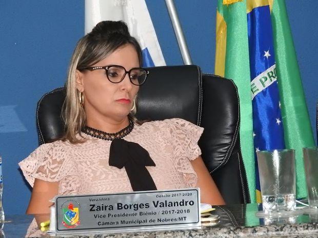Zaira Valandro