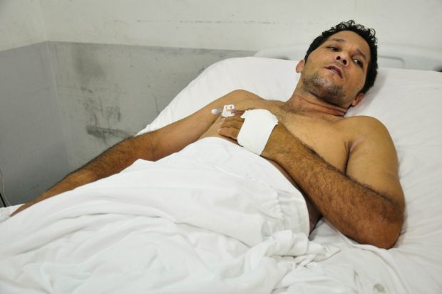 Mutirão de cirurgias ortopédicas atende 30 pacientes; 90% em corredores do Pronto-Socorro