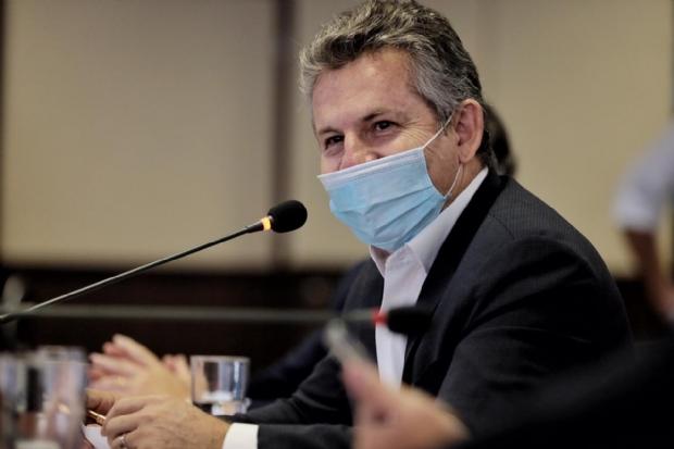 MT vacinará todos acima de 30 anos se Sputnik V for aprovada pela Anvisa, diz governador