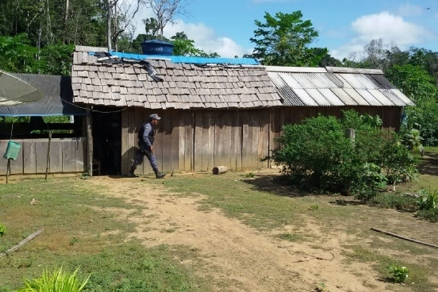 Seguranças da fazenda de Riva são presos por homicídio; 'posseiros' não estavam armados