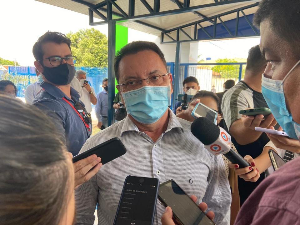 Botelho afirma que DEM ainda não vai discutir Governo, mas lutará para que Mauro saia à reeleição
