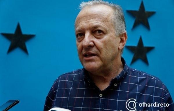 Pivetta avaliza aliança com MDB e diz que composição garante candidatura de Mauro Mendes