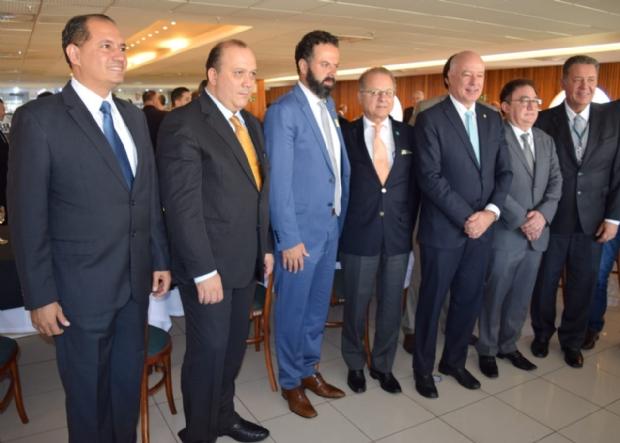 Nigro participa de reunião em Brasília para debater propostas para o turismo