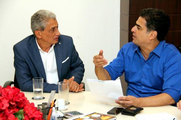 Presidente da AMM declara apoio às medidas adotadas por Emanuel Pinheiro na Saúde