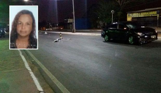 Mulher morre e tem corpo arremessado após ser atropelada por Corolla;  veja fotos