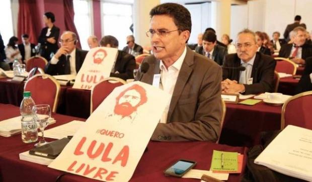 Ságuas Moraes afirma que Moro participou de conluio para tirar Lula da Presidência da República