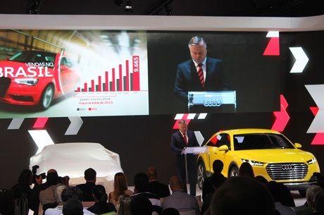 Híbrido A3 Sportback e-tron será vendido a partir de 2015