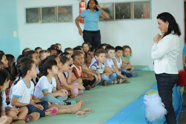 Programa Saúde na Escola é lançado na cidade de Sinop