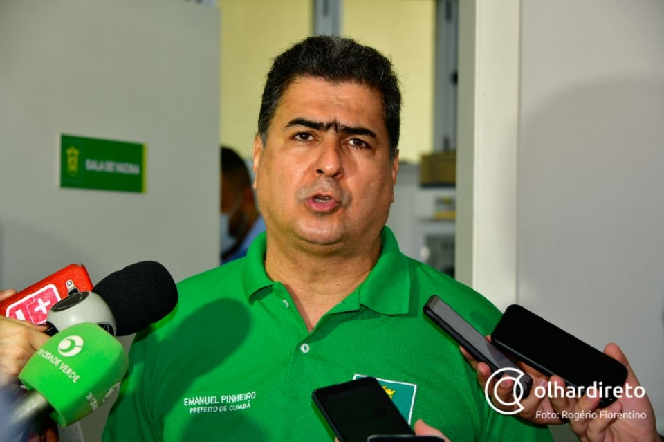 Emanuel diz que Bolsonaro é 'temperamental', mas não antidemocrata e afirma que MDB tem papel de 'bombeiro'