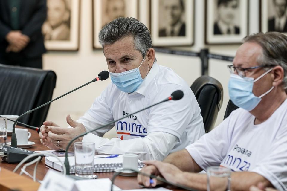 Mauro confirma reunião com Bolsonaro na próxima semana e refuta rumores de estranhamento com presidente
