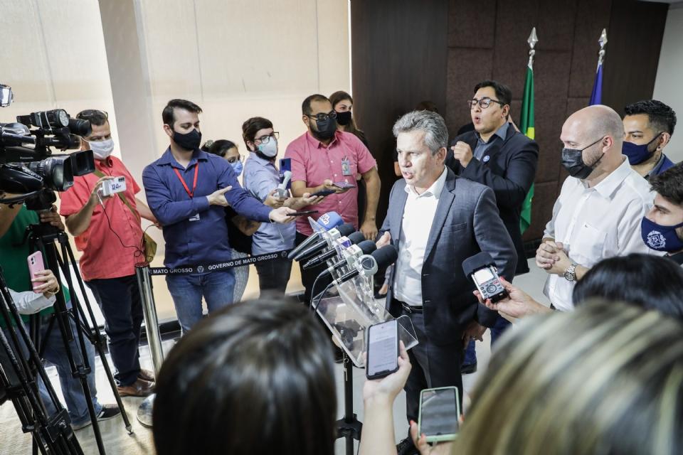 Após emendas para aumentos de salário, governador diz que não admite que um Poder tenha reajuste maior que outro