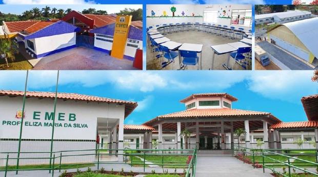 Prefeitura de Várzea Grande lança 85 obras de construção e reforma de escolas